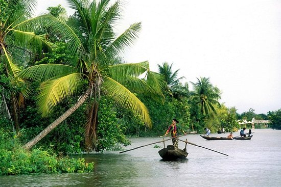 Small-Group Day Trip in Mekong Delta...