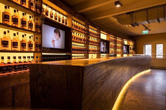 Musée du Whiskey irlandais...