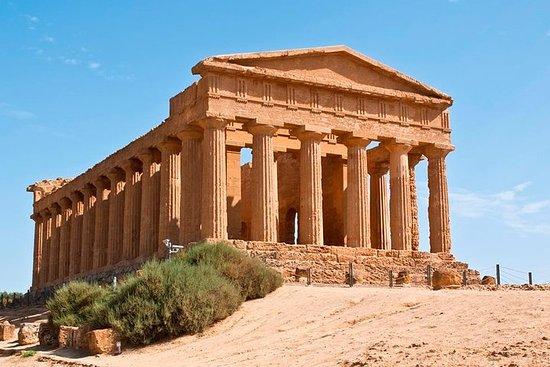 陶爾米納到神殿之谷和卡薩萊古羅馬別墅全天遊
