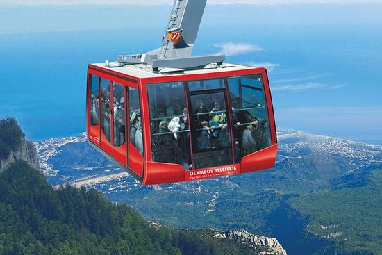 Skip the Line: Olympos Cable Car Ride to Tahtali Mountains from...