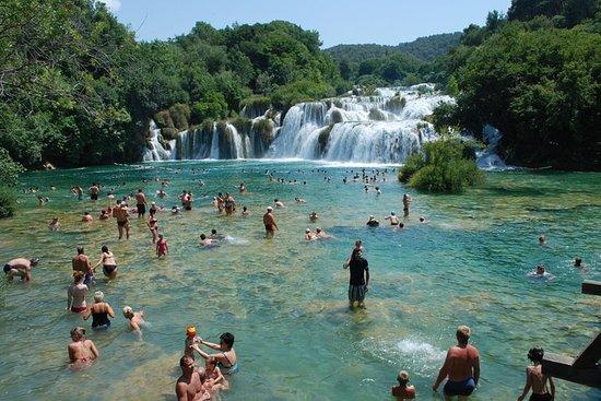 Dagtrip naar Krka-watervallen vanuit ...
