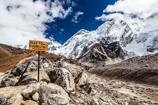 Expérience du camp de base Everest...