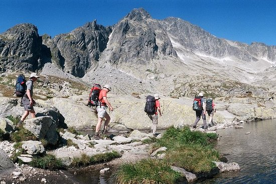 GREAT SLOVAK MOUNTAINS - hiking in slovak mountains