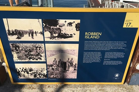 Robben Island Tour with Hotel Pick-Up Resmi