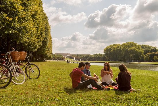 Versailles: tour in bici di Food