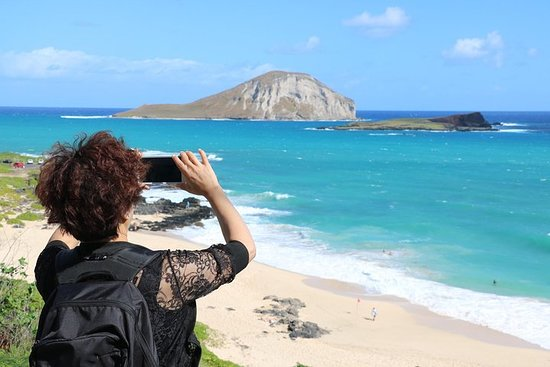 Visite en petit groupe: tour de l'île...