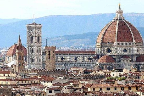 羅馬佛羅倫薩和比薩的小團體全日遊