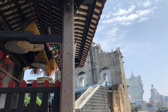 Private Customized Macau Day Tour from...