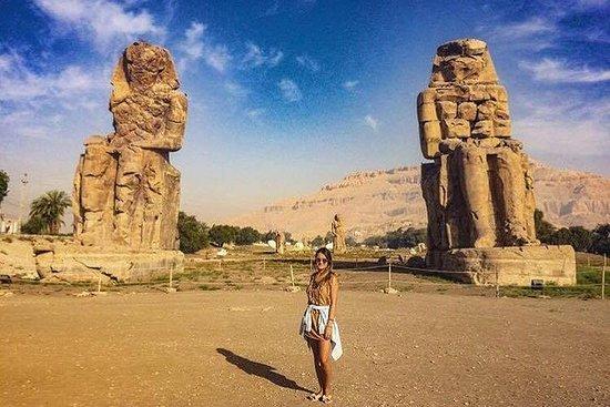 Full-Day Small-Group Luxor Tour fra...