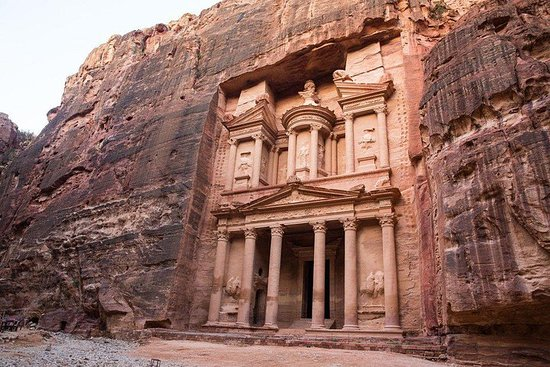 Amman Petra private ganztägige Tour