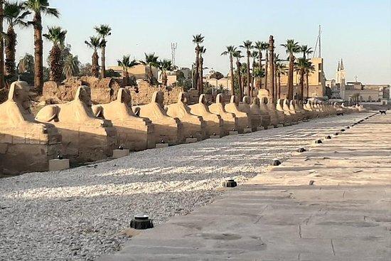 Dagsudflugt fra Hurghada til Luxor