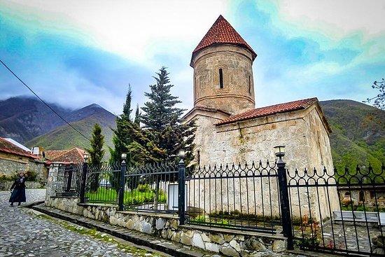 Independent multi-day Azerbaijan Tour