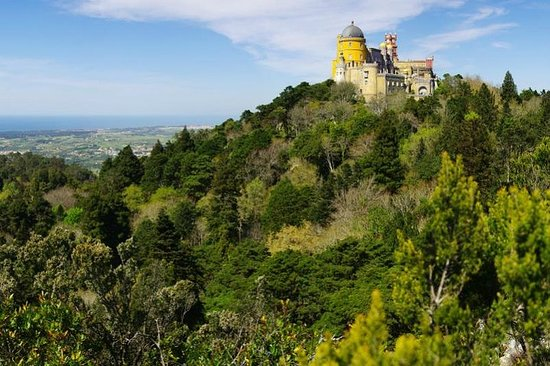 Full-Day Best of Sintra och Cascais ...