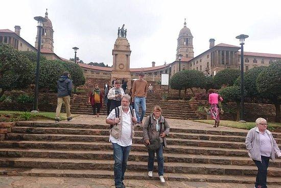 Excursion guidée d'une journée à Pretoria, Soweto et au musée de...
