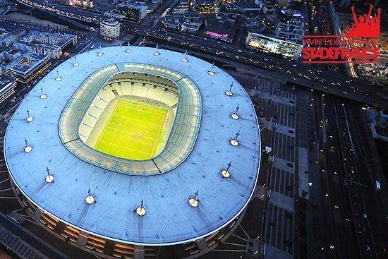 Stade de France: visite des coulisses