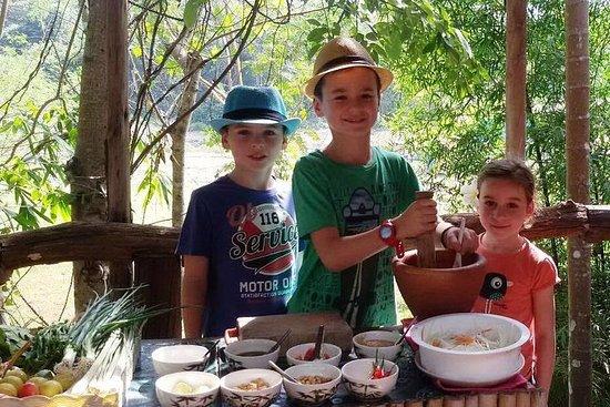 Khao Yai National Park Tour fra Bangkok, inkludert Thai Cooking Class
