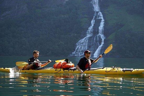 Фотография 2 Day Geirangerfjord Kayak Adventure
