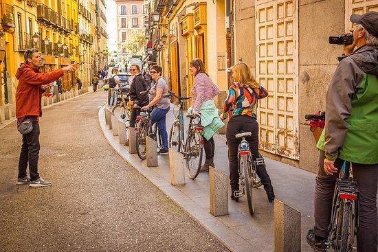 3hr. tour en bici, LO MEJOR de Madrid...