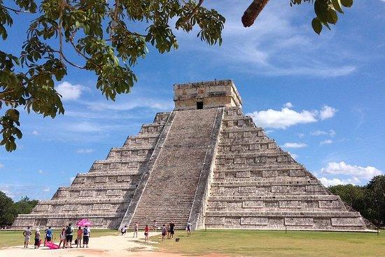 Besøk til Chichen Itza, Ik Kil Cenote...