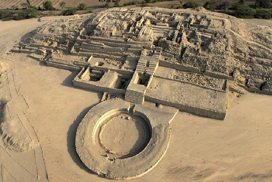 Discovering Caral, The Oldest Civilization In America