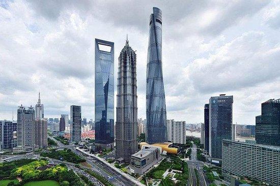 Shanghai Metro Tour