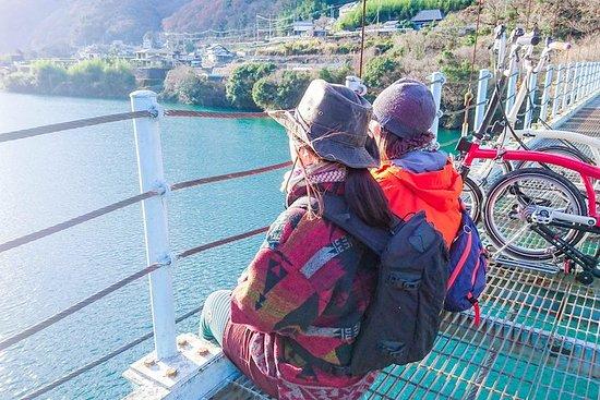 Ikeda Reservoir Brompton Bicycle Tour