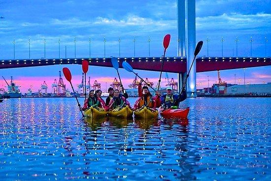 Tour di Melbourne City Twilight Kayak