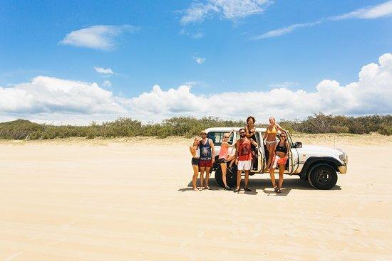Tag Along 2 Dias Fraser Island 4x4 em...
