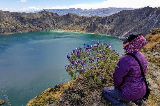 Expérience Incredible Quilotoa - Visite privée