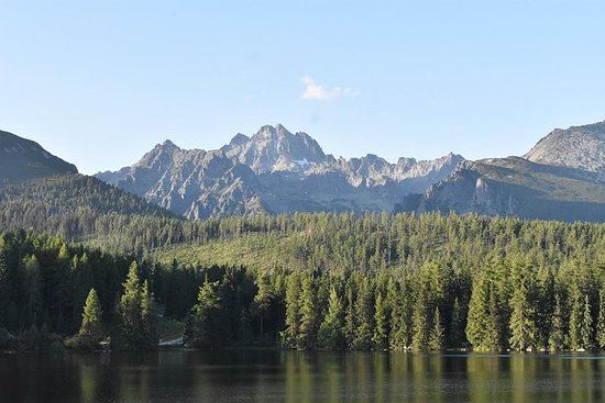 Tatra National Park, self-guided tour