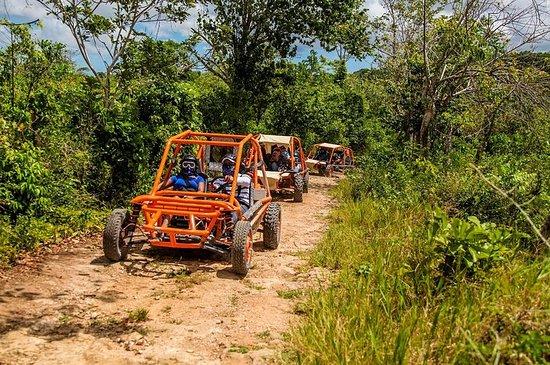 Aventure Pierrafeu en buggy de Punta...
