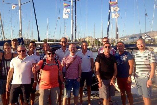 GaySail: Gay Sailing Cruise Mykonos, Greece