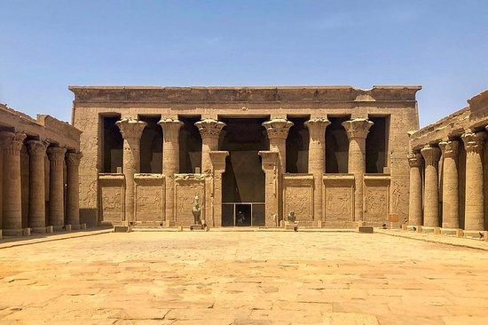 Private full day tour to Esna , Edfu & kom Ombo temples from Luxor...