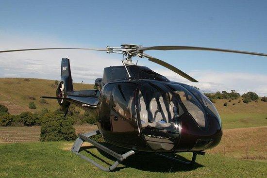 Sydney: survol de la vallée de Hunter en hélicoptère et déjeuner