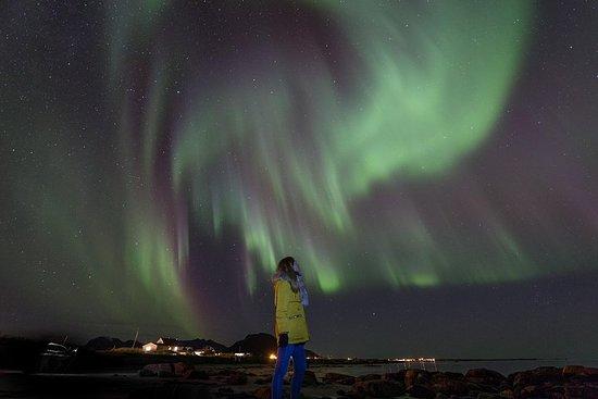 A caccia dell'aurora boreale a