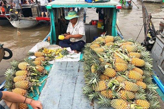 胡志明市的蔡朗水上市场私人一日游