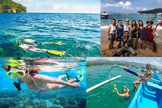 All Inclusive : Bali Snorkeling at...