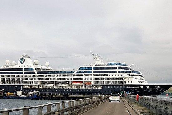 Sélectionnez South Private Tour depuis le port de croisière...