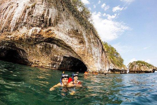 Private Boat Tour Mismaloya Beach & Los Arcos