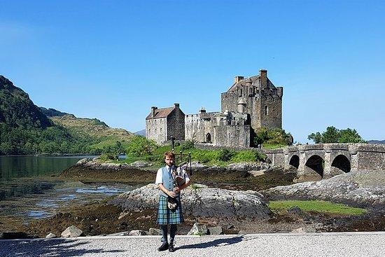 Oppsiktsvekkende Skye i privat, privat luksus tur til Isle of Skye...