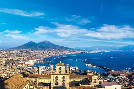 Фотография A day in Naples: How to Discover and Love our city!