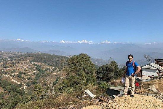 Randonnée à Sankhu Nagarkot et visite...