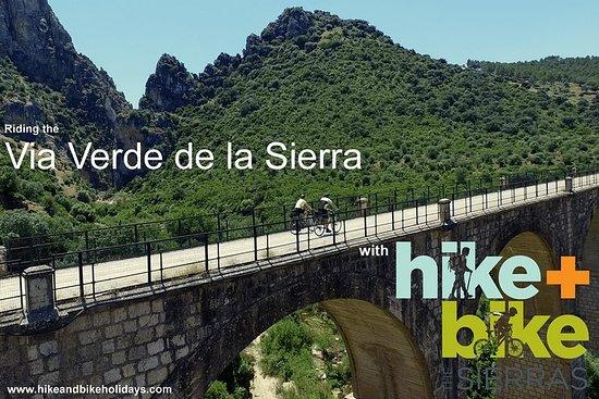 Cicloturismo - Via Verde de la Sierra