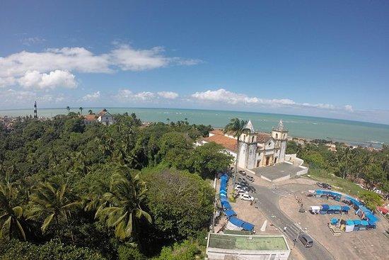 Recorrido por la ciudad de Olinda incluido el Instituto Ricardo...