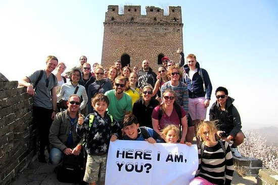 Group Great Wall Hiking Tour from Jinshanling to Simatai West Photo
