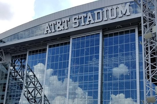 Dallas Cowboys (AT&T) Stadium Tour and Transportation