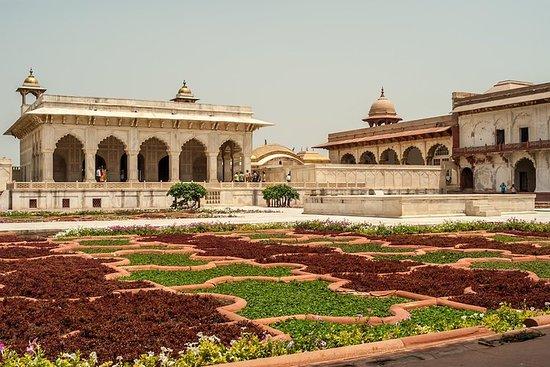 Excursion Taj Mahal et Agra le même...