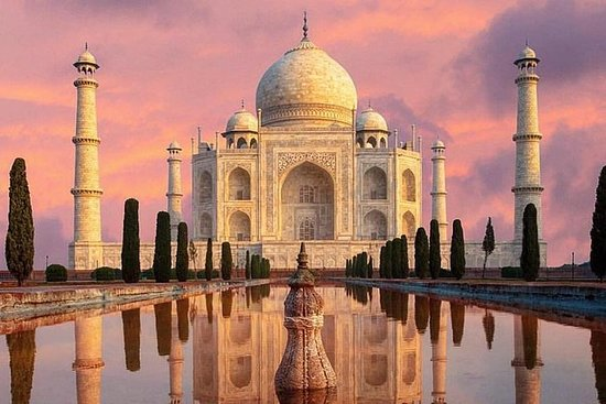 Private- Day Tour To Agra From New...