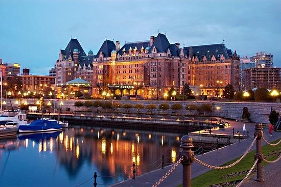 Vancouver--Whistler-- Victoria With Butchart Garden 2 Days Tour...