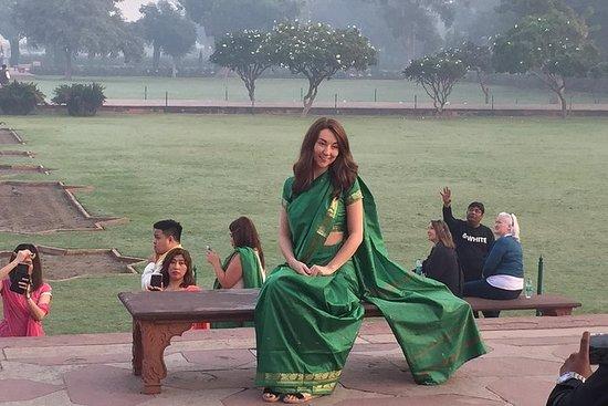 Visite guidée populaire du Taj Mahal